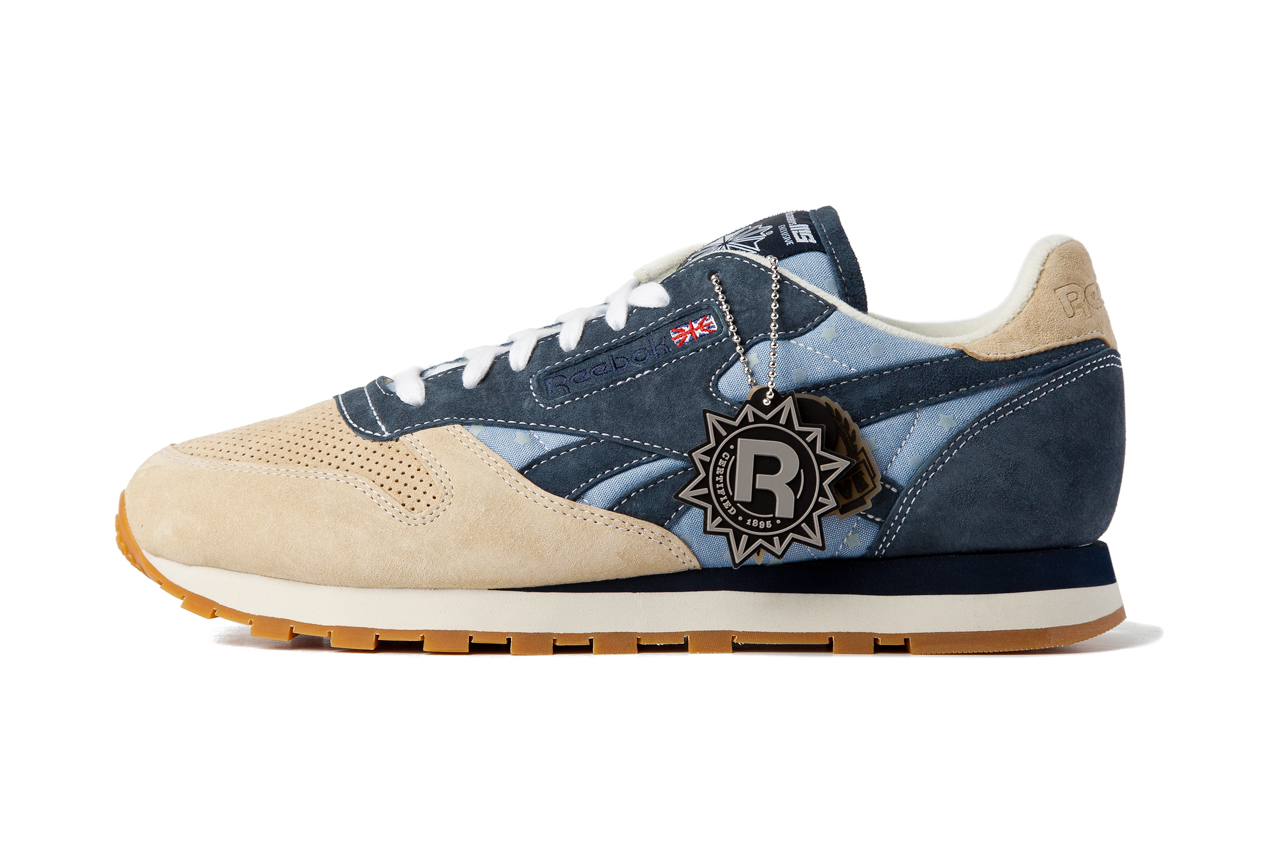 mita sneakers x Reebok Classic Leather 30th Anniversary
