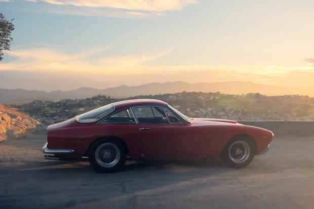 Morning Ritual: Petrolicious Beats the Sunrise in the Ferrari 250 GT Lusso