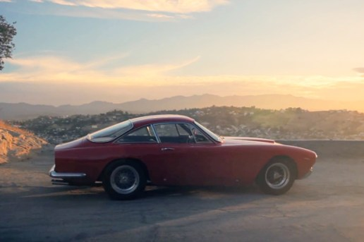 Morning Ritual: Petrolicious Beats the Sunrise in the Ferrari 250 GT Lusso