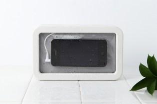 MUJI Splash-Proof Smartphone Speaker