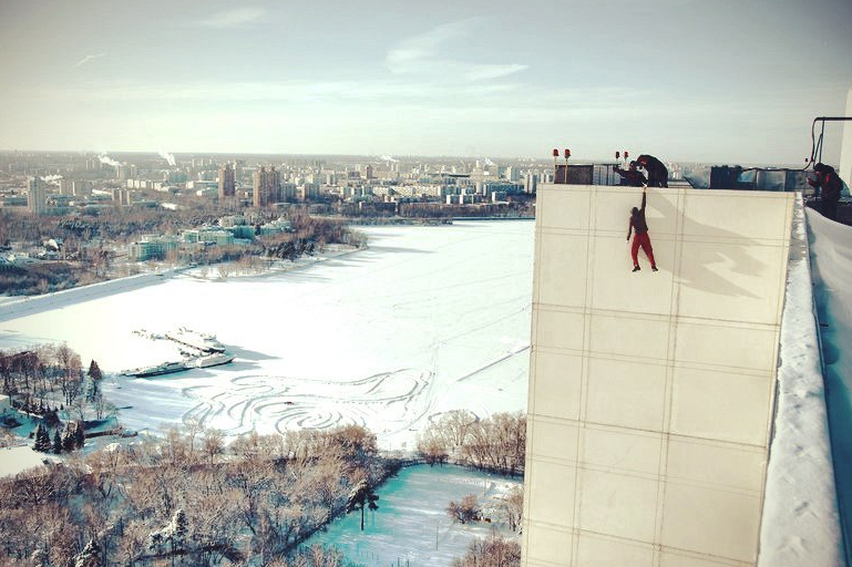 """MustangWanted """"Skywalks"""" to New Heights"""