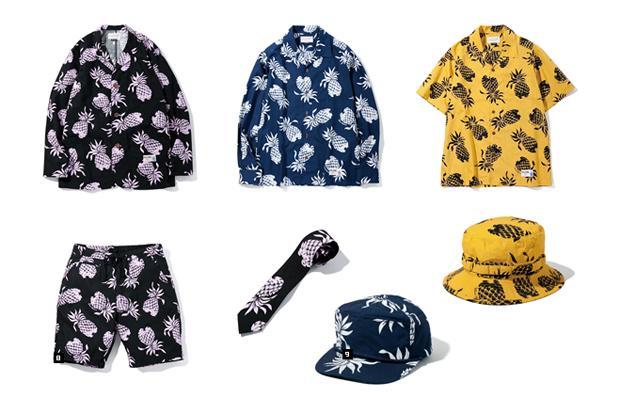 NEIGHBORHOOD x Iolani Sportswear 2013 Spring/Summer Collection