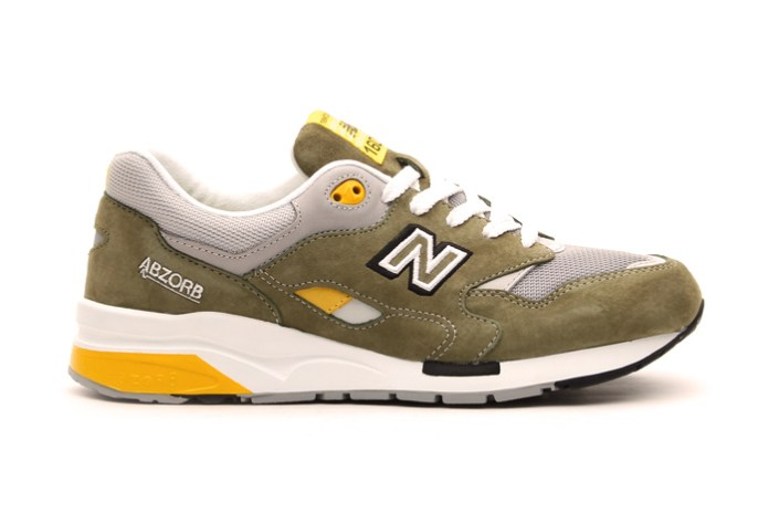 New Balance CM1600R Elite Edition Green