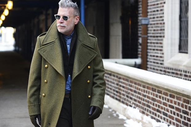 Nick Wooster Leaves JCPenney