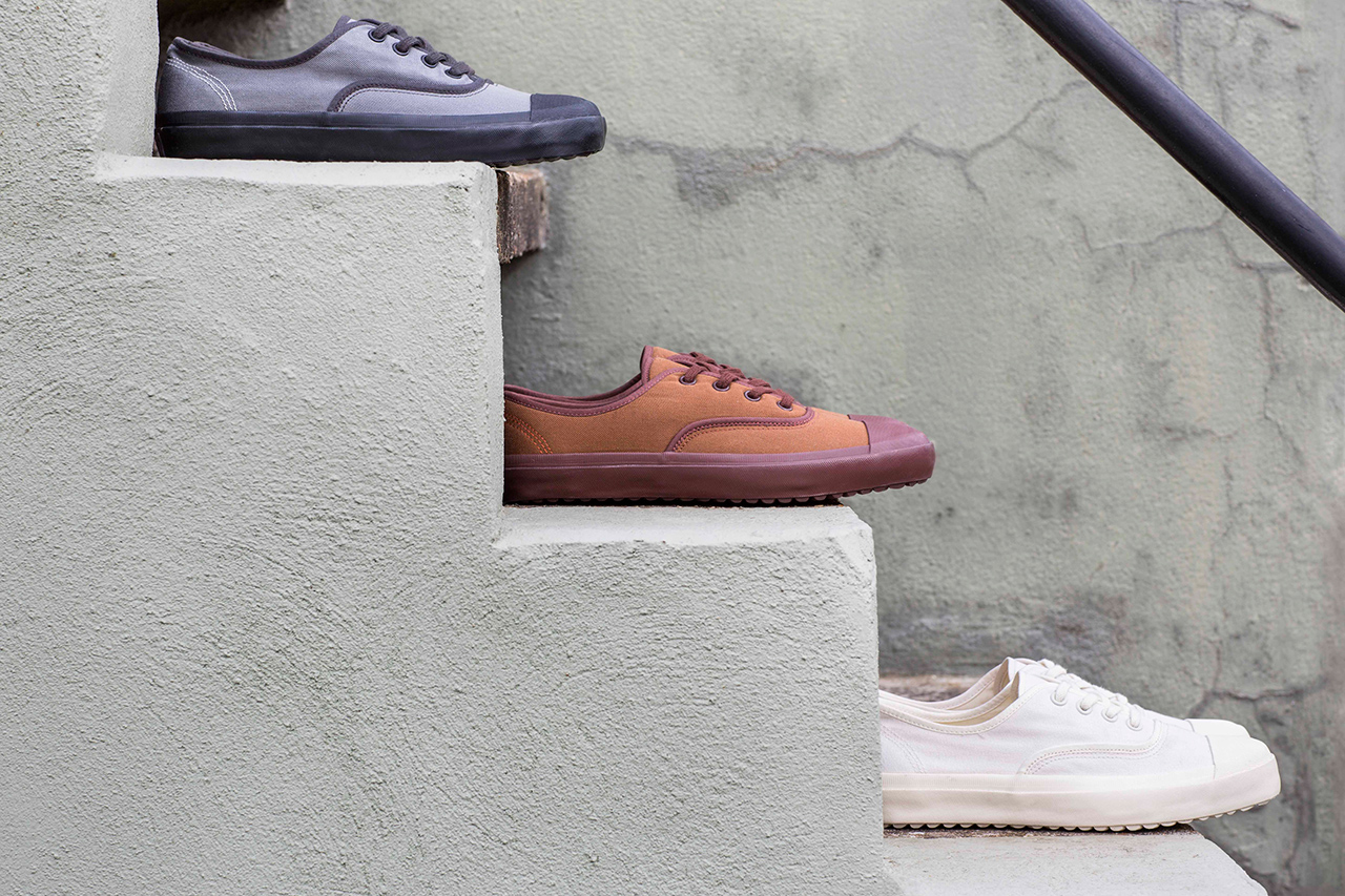 Nigel Cabourn for Converse 2013 Capsule Collection Lookbook
