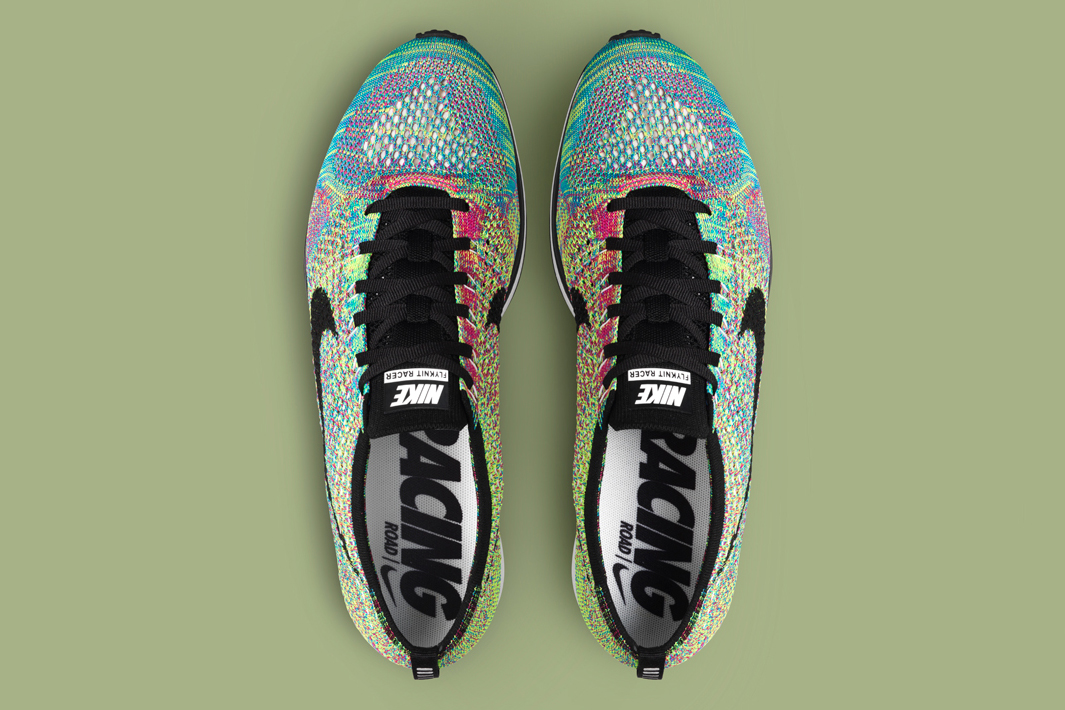 Nike 2013 Spring/Summer Flyknit Racer Special Edition