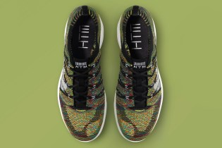 Nike 2013 Spring/Summer HTM Flyknit Trainer+