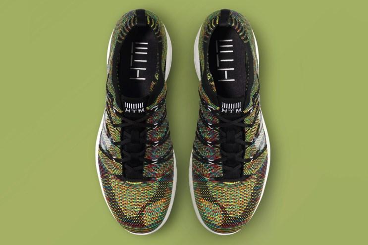 Nike 2013 Spring/Summer HTM Flyknit Trainer+