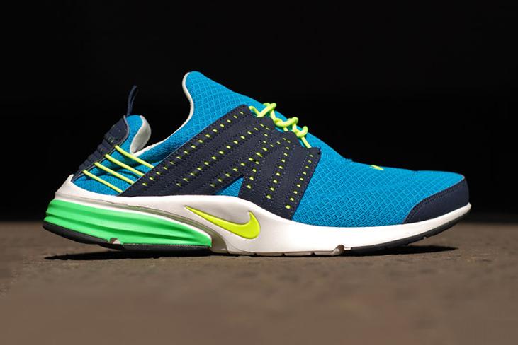 Nike 2013 Spring/Summer Lunar Presto Neo Turquoise/Volt