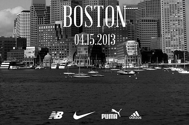 UPDATE: Nike, adidas, New Balance and PUMA Team Up for Boston