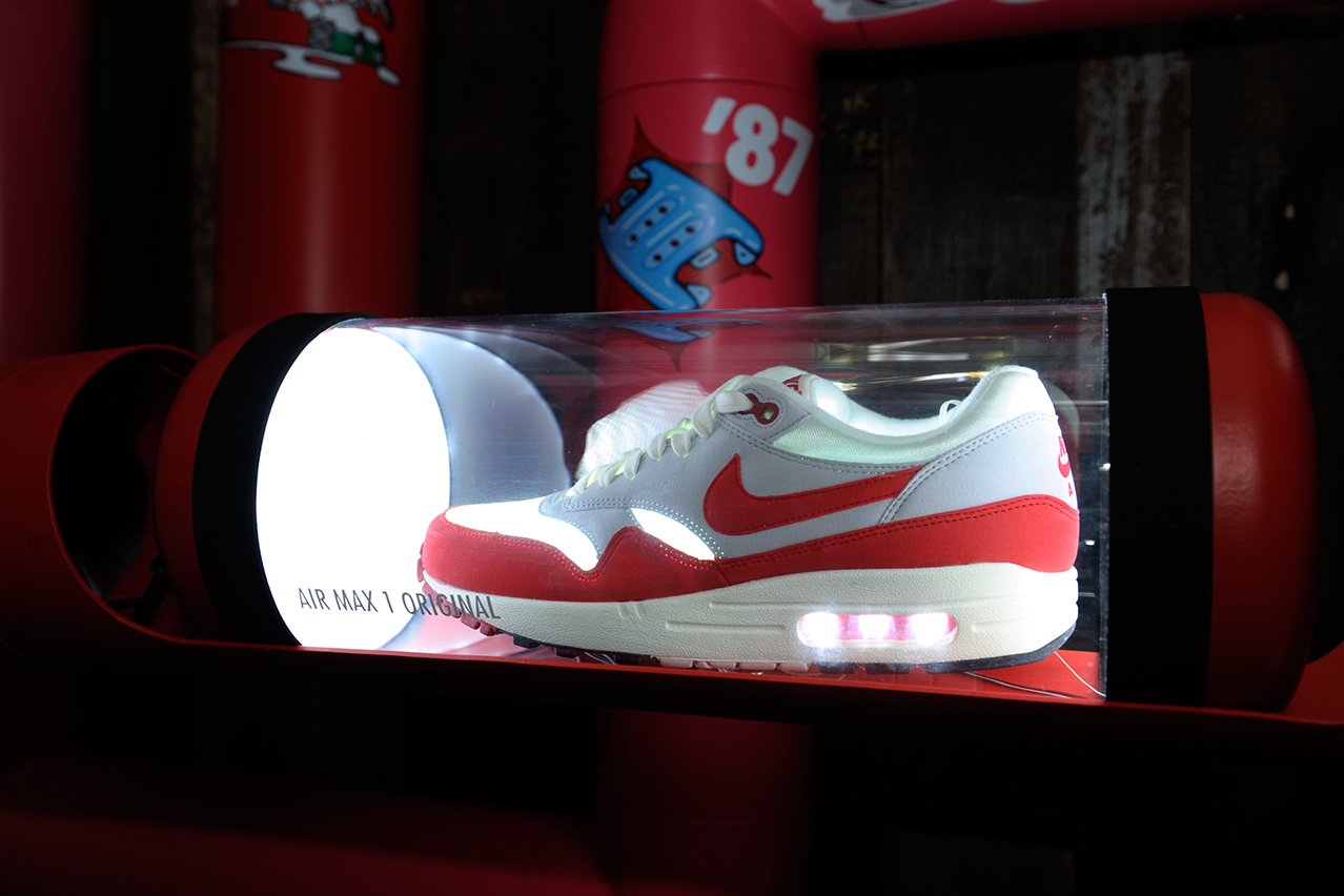 "Nike Air Max 1 Engineered Mesh ""Air Reinvented"" Event @ JUICE"