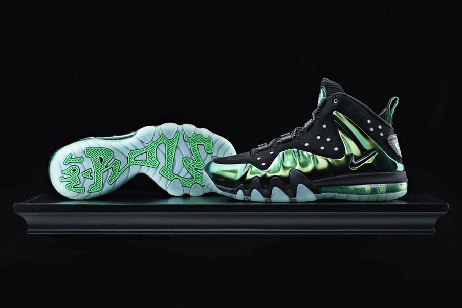 Nike Barkley Posite Max Metallic Green/Black