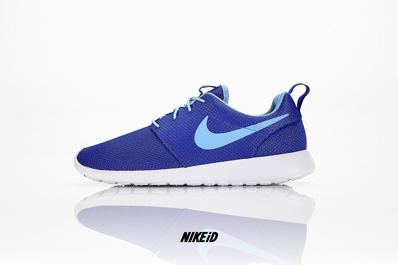 Nike Roshe Run Set to Hit NIKEiD