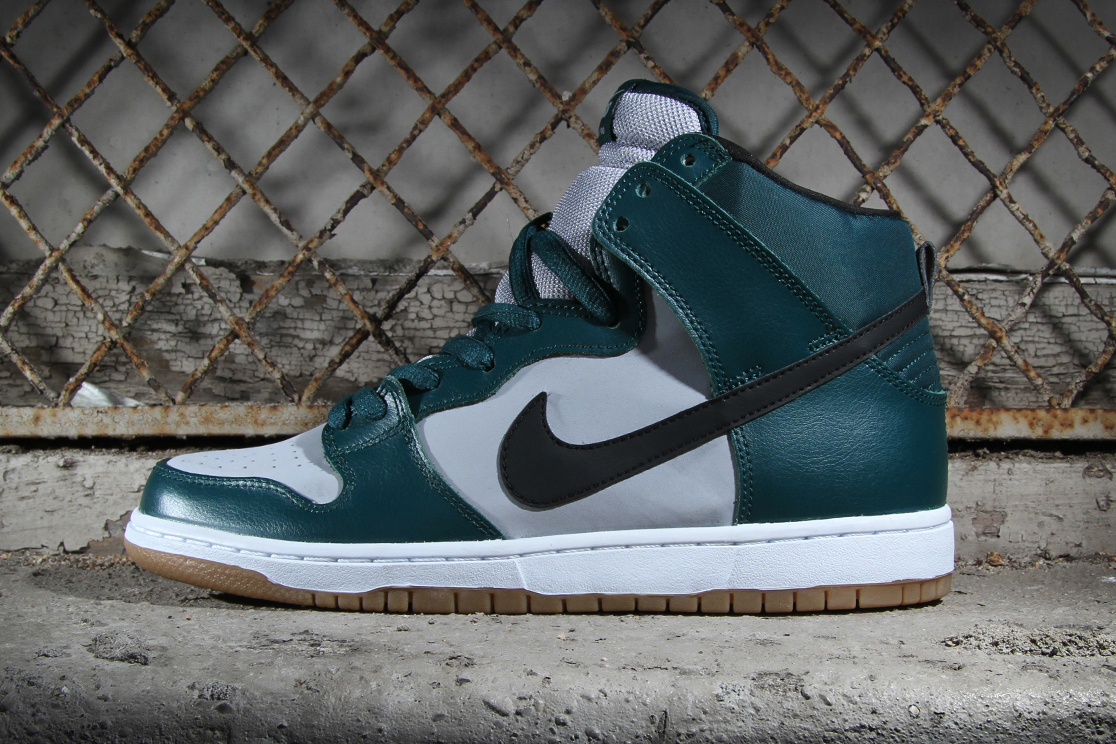 nike sb dunk high pro dark atomic teal