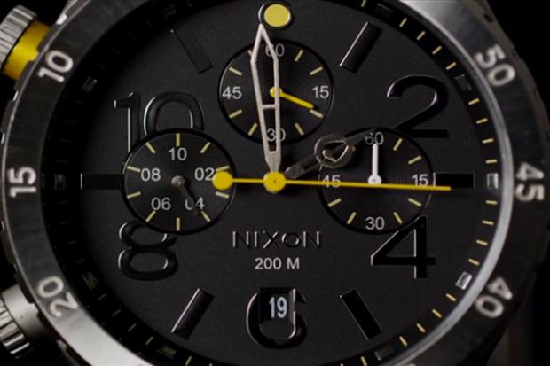 Nixon Introduces the 48-20 Chrono Watch