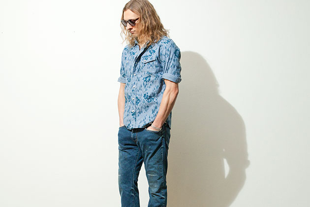 nonnative 2013 Summer Lookbook