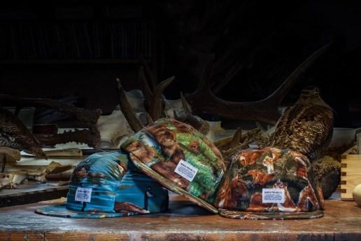"Norse Projects ""Fauna Series"" Headwear"