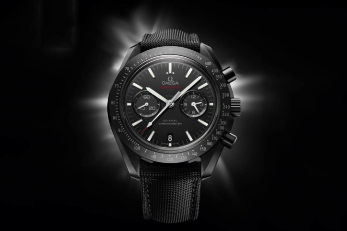 Omega Speedmaster Co-Axial Chronograph Ceramic