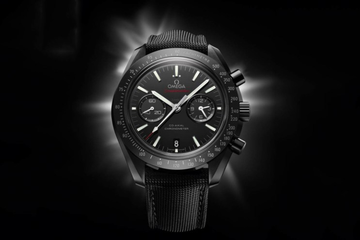 Omega Speedmaster Co-Axial Chronograph Ceramic