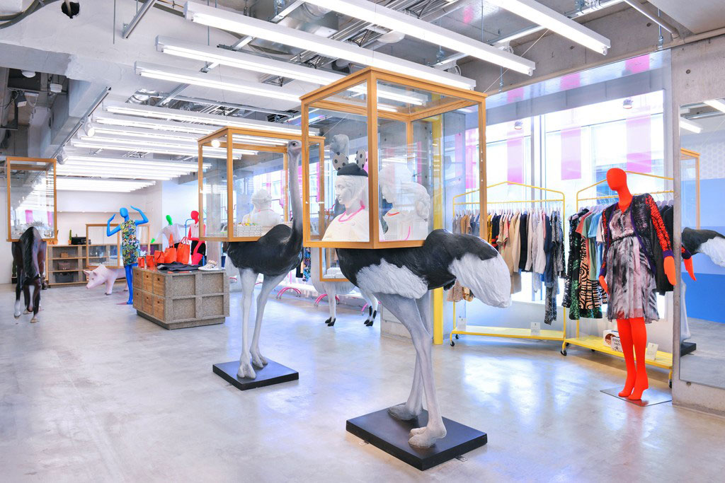 take a peek inside opening ceremonys new tokyo store