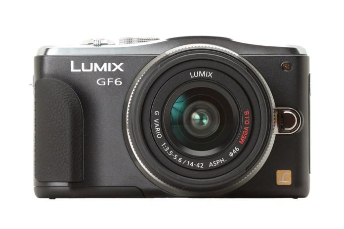 Panasonic Lumix DMC-GF6 Camera
