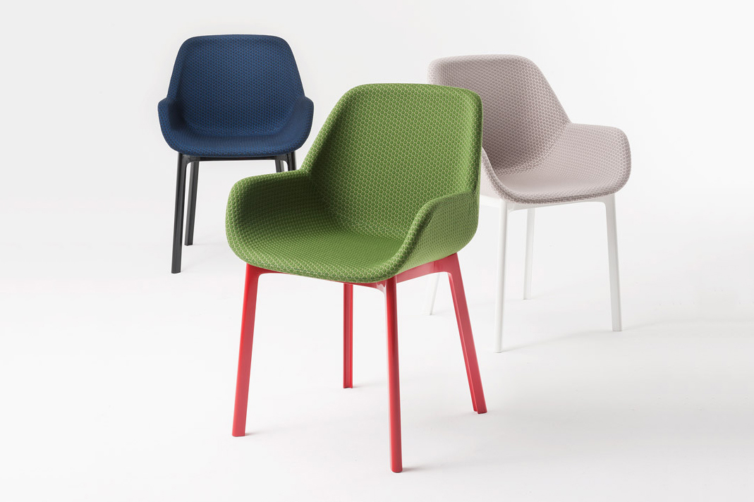 Patricia Urquiola's Clap Chair for Kartell