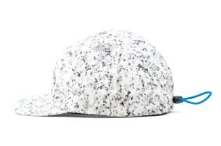 Patrik Ervell 2013 Spring/Summer Black & White Granite Print Sport Cap