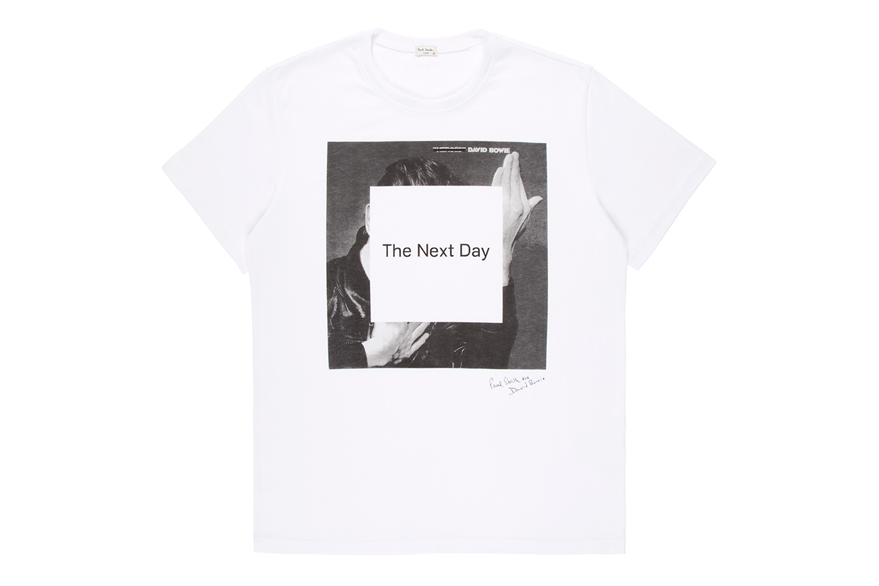 "Paul Smith for David Bowie ""The Next Day"" T-Shirt"