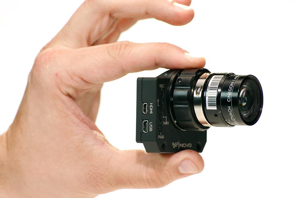 Radiant Images Novo Camera