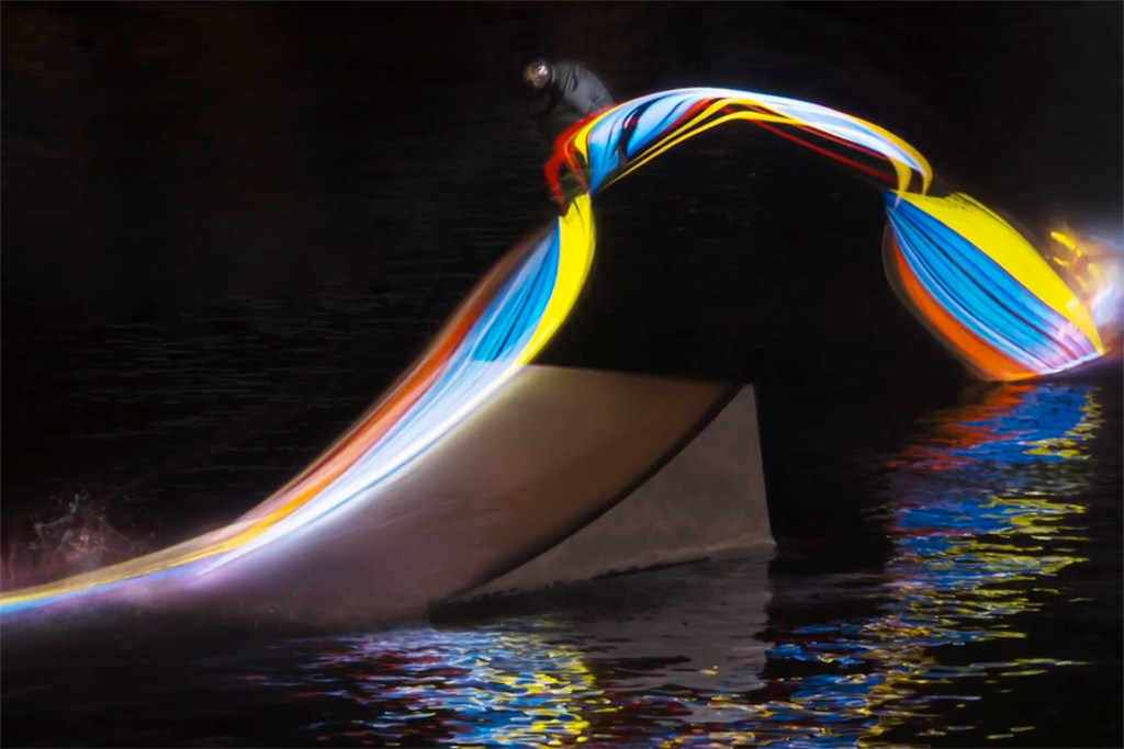 Red Bull and Snap! Orlando present Motion to Light Wakeboarding