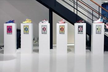 Reebok Classics presents Keith Haring Exhibition