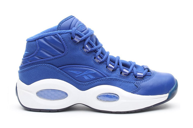 "Reebok Question Mid ""Canvas"" Collection"