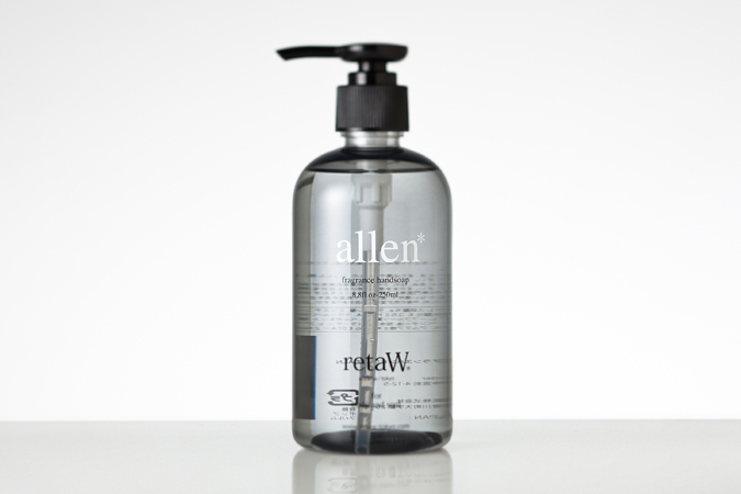 retaw fragrance hand soap allen