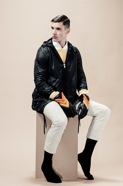 Ricardo Andrez 2013 Fall/Winter Lookbook
