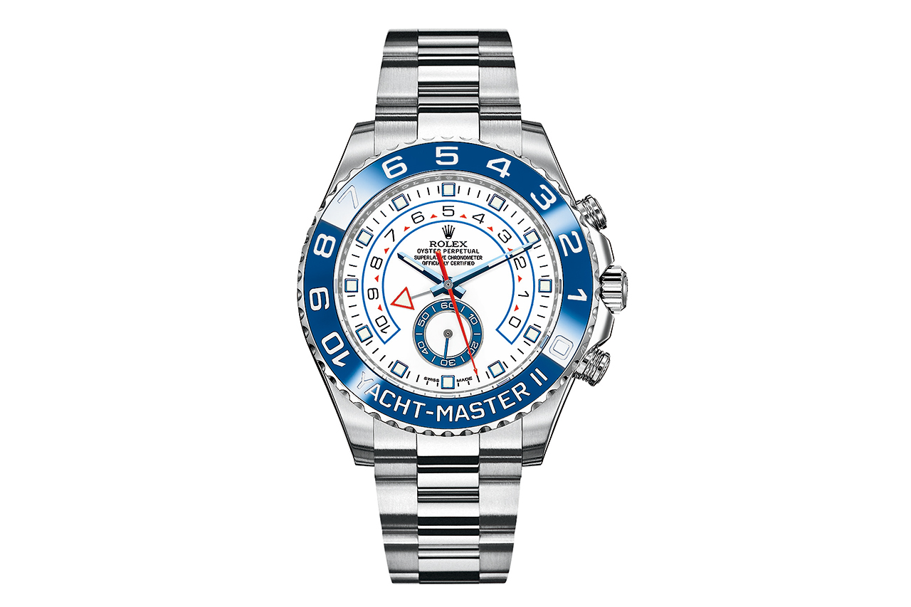 Rolex 2013 Oyster Perpetual Yacht-Master II 904L Steel