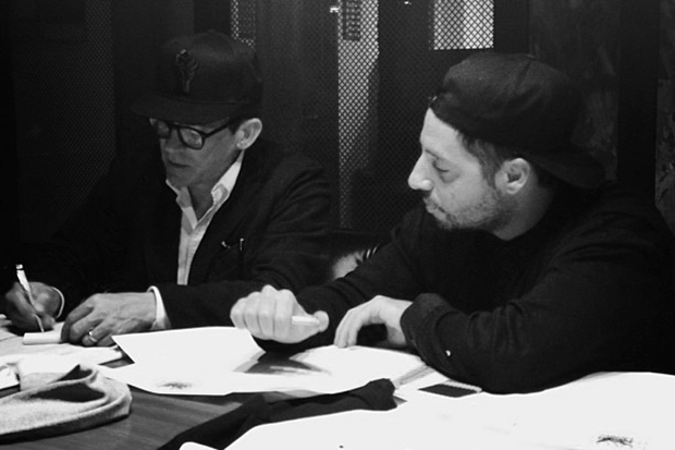 Ronnie Fieg and Mark McNairy Collaborations in the Works?