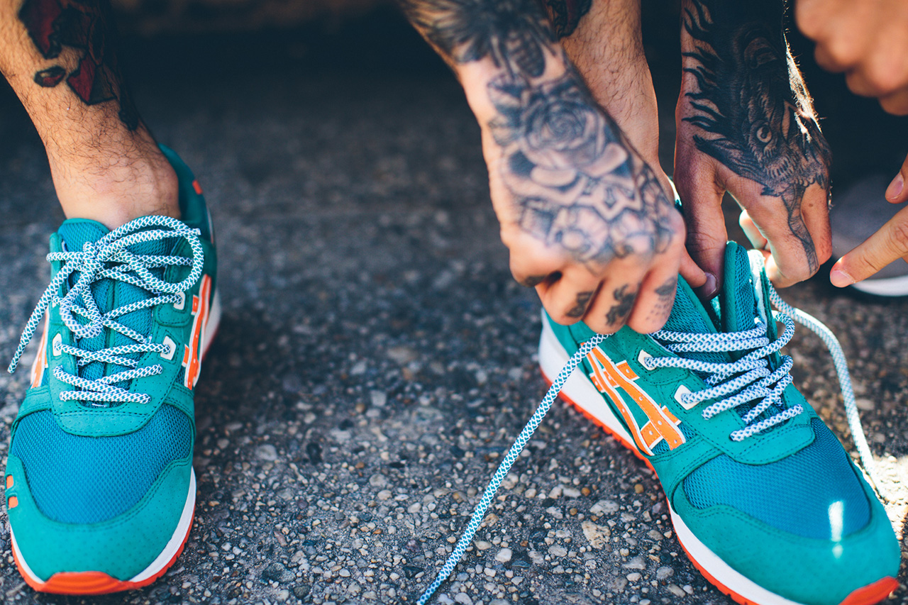 ronnie fieg kith present the east coast project