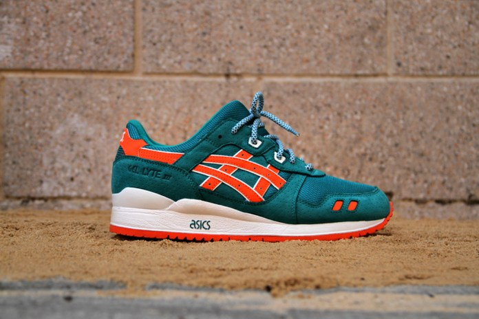 "Ronnie Fieg x ASICS Gel Lyte III ""New York City"" & ""Miami Beach"" Collection"