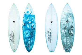 S/Double x Thomas Campbell Surfboard Collection