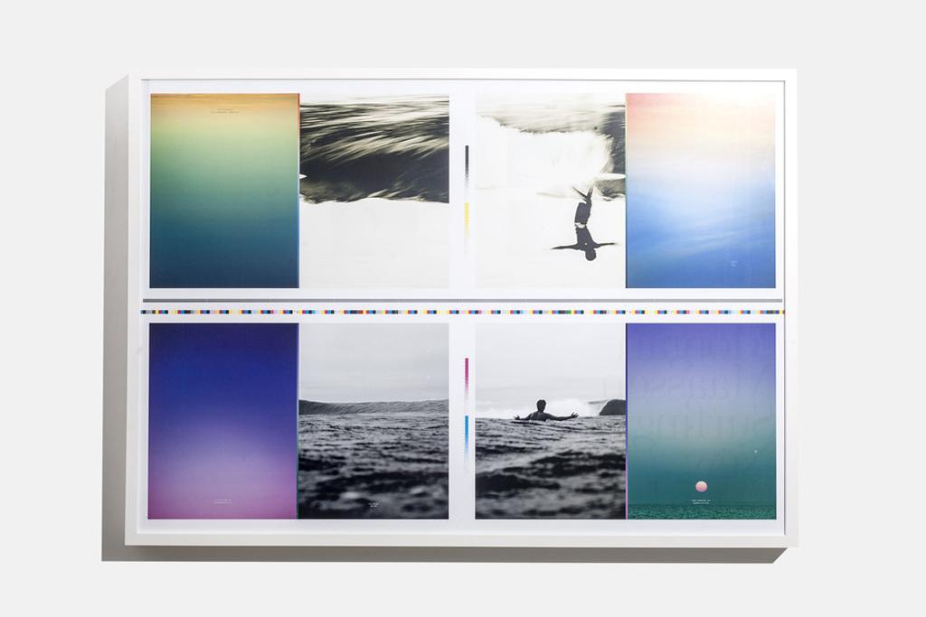 Saturdays Surf NYC Framed Wet Proof Prints