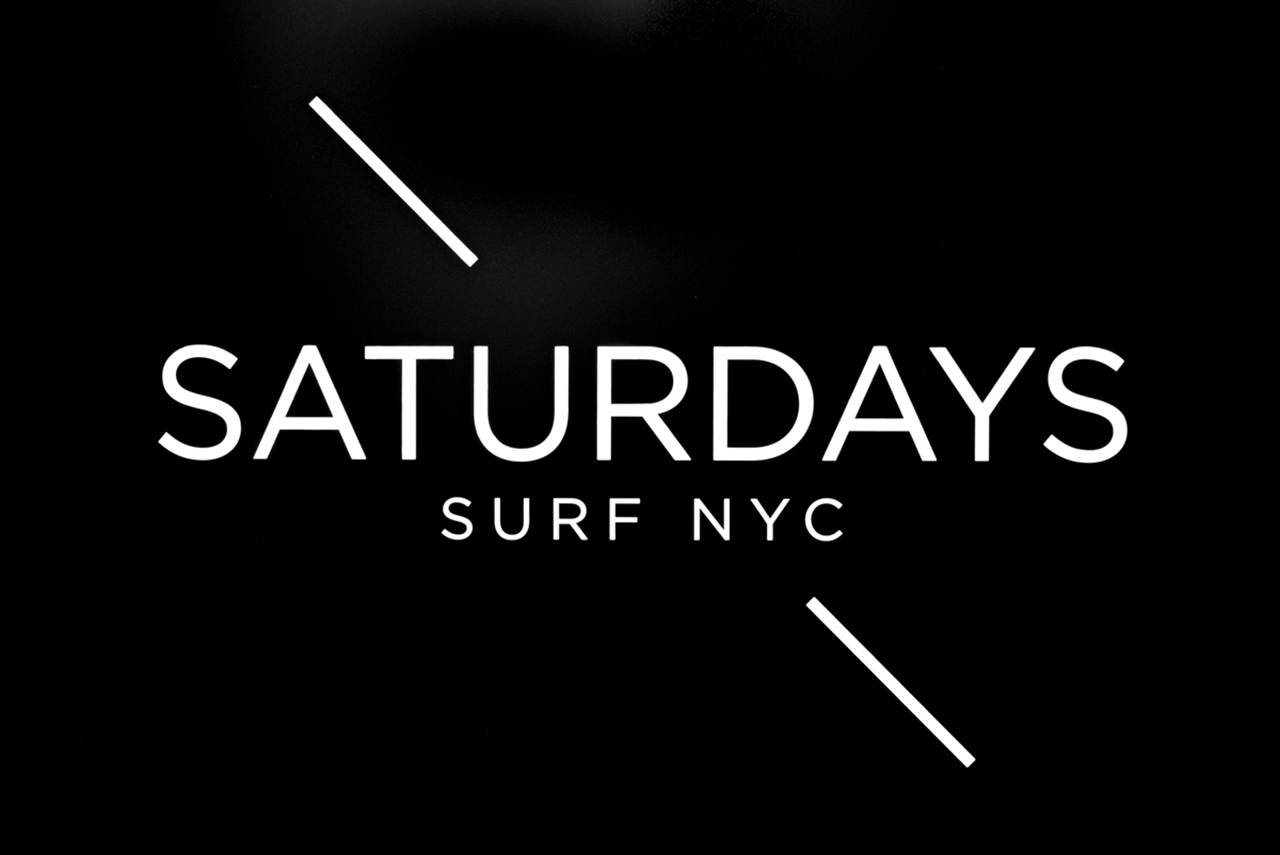 Saturdays Surf NYC Kobe Opening
