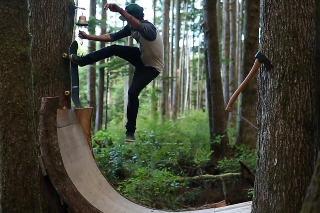 """Sitka Takes Us """"Into The Thicket"""" for Its Latest Skate Video"""