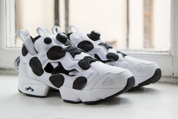 "Sneakersnstuff x Reebok Pump Fury ""Legal Issues"""