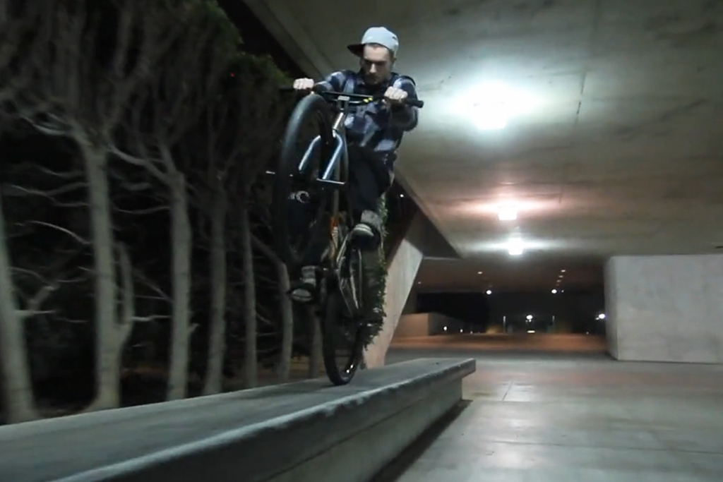 """Steven Jensen """"Can't Fool The Youth"""" Fixed Freestyle Session"""