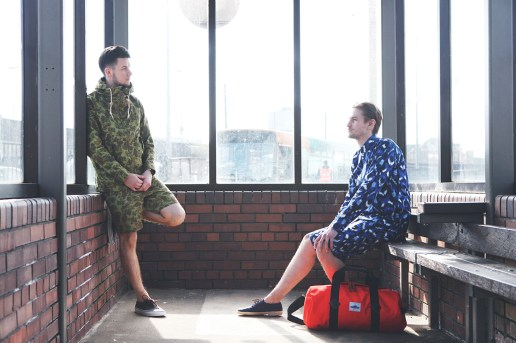 Street Casuals 2013 Spring/Summer Lookbook