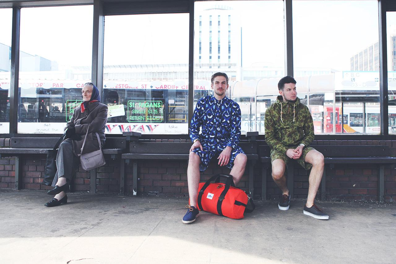 Street Casuals 2013 Spring/Summer Lookbook