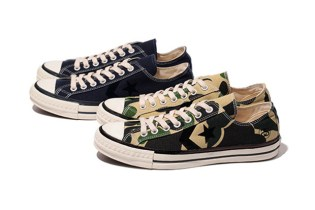 Stussy Deluxe x Converse 2013 Spring/Summer CX-PRO OX