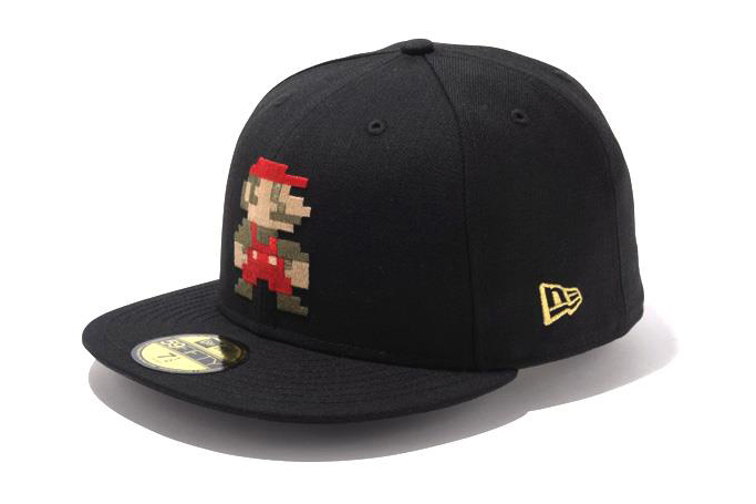 super mario bros x new era japan 2013 spring summer collection