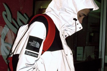 Supreme x The North Face 2013 Spring/Summer Lookbook