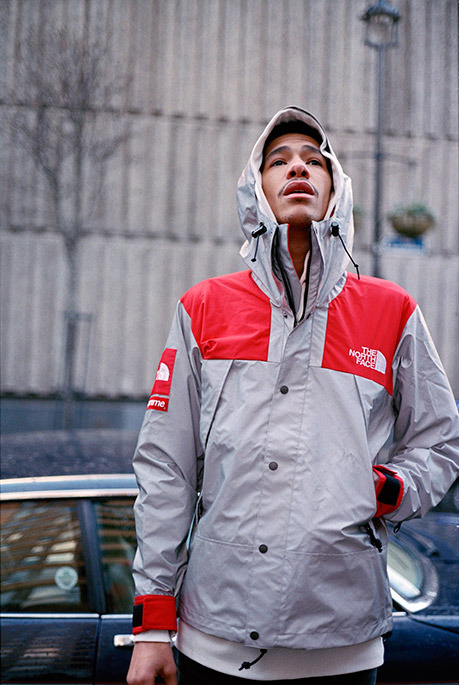supreme x the north face 2013 spring summer lookbook